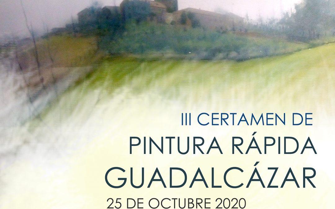 III Certamen de pintura Rápida Guadalcázar