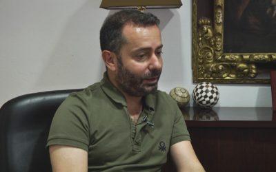 El alcalde de Guadalcázar exige prudencia y responsabilidad a sus vecinos  ante el cierre perimetral del municipio