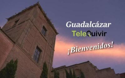 Guadalcázar da la bienvenida a TeleQuivir