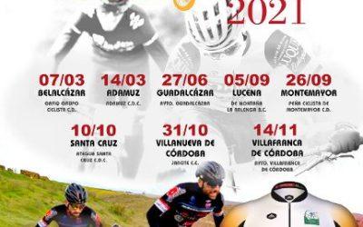 Guadalcázar se incorpora a la 'DiputaciónCordoba XCM Series 2021'