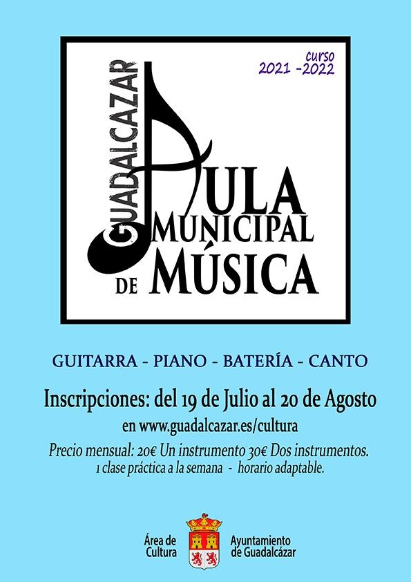 Aula musical 21-22