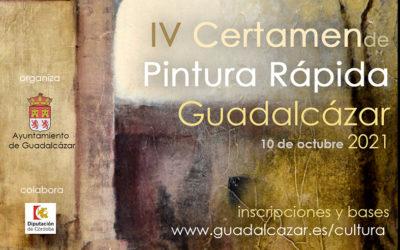 IV Certamen de Pintura Rápida de Guadalcázar.