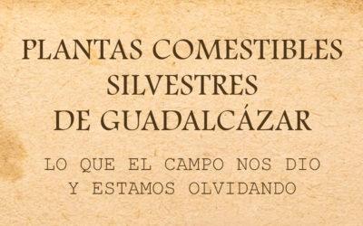 Los mayores de Guadalcázar recopilan más de 50 plantas silvestres comestibles que han sido recogidas en un libro