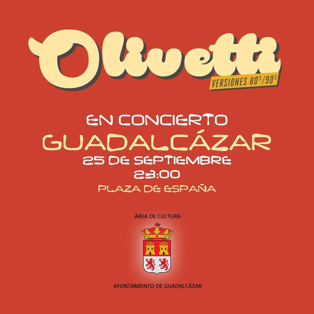 Olivetti veladas