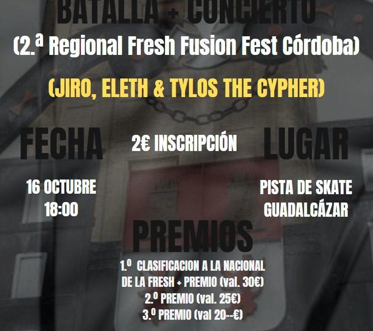 Batalla de Gallos. El Hip-hop en Guadalcázar.